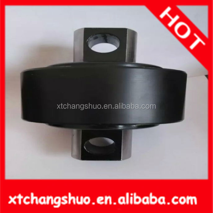 hollow shaft heavy truck parts for rubber series 153 Truck parts Torque Rod Bushing