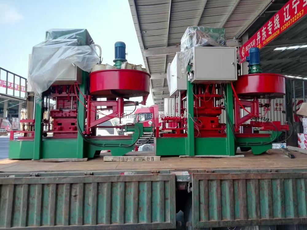 Concrete Tile Production Line
