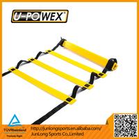 Plastic sports training double agility ladder