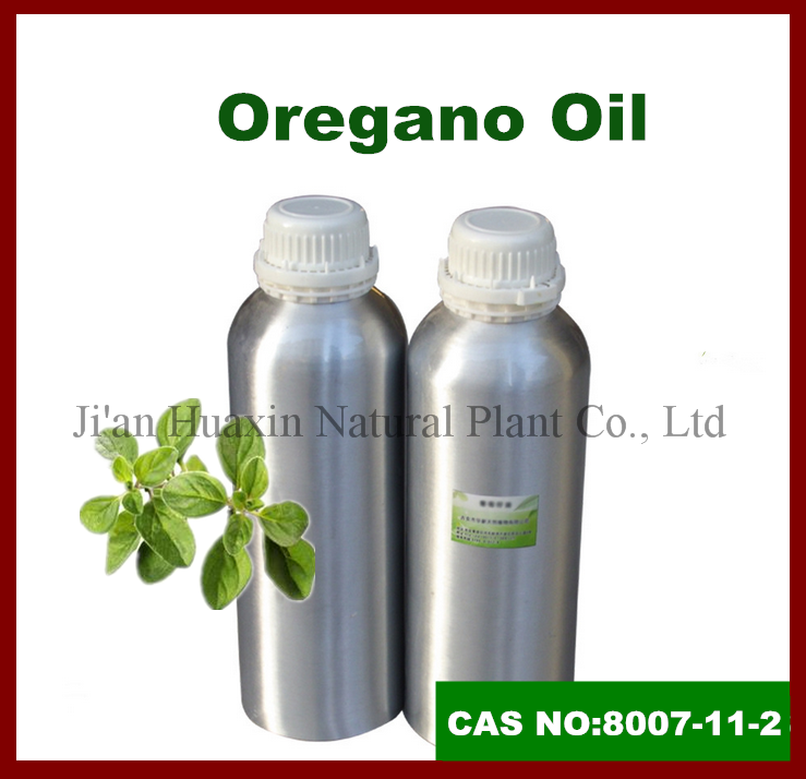 Oregano Oil in essential oil animal feeds grade 70% carvacrol extract