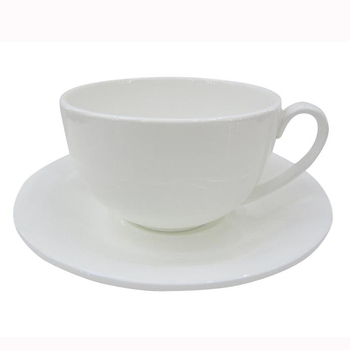 Porcelain Cup And Saucer Tea Set Mug Plate Whole