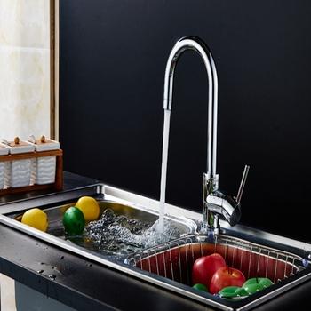 Haijun Commercial Tall Flexible Hose Kitchen Parts Water Saving Sink Mixer Tap Faucet Buy Kitchen Faucet Kitchen Sink Mixer Tap Tall Kitchen