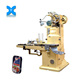 automatic food can equipment canning sealing machine