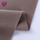 Free Sample Yarn Dyed Combed Cotton Percale Elastane Fabric