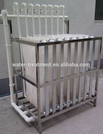chemical ,pharmaceutical,Hospital waste water treatment micro filter MBR Flat sheet membrane