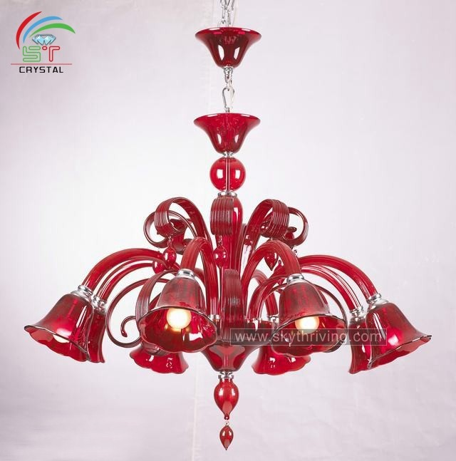 Murano glass chandelier red wholesale glass chandelier suppliers murano glass chandelier red wholesale glass chandelier suppliers alibaba mozeypictures Choice Image