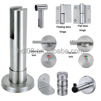 Wholesale Bathroom Partition Accessoriestoilet Partition Hardware - Bathroom partition hardware