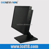 Direct manufacturer Sumsung brand LCD panel 20 inch lcd monitor with SDI