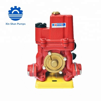 Cool and hot self-suction household pump add water pressure