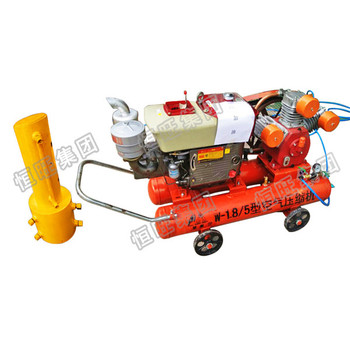 Hdz-120 Portable Pile Driver Used For Construction Pile Foundation  Engineering And Bridge Engineering - Buy Flood Control And Rescue Pile