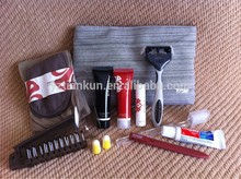 airline travel amenities kits