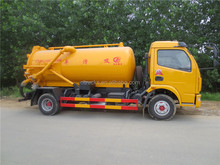 New style OEM military sewer septic vacuum truck