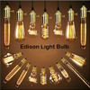 Home Decor ST64 Edison Bulb 40W Vintage Edison Light Bulb led filament Manufactuers
