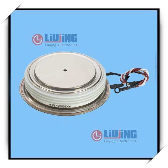 Liujing Chinese Type Fast Thyristors (Capsule Version) KK4000A