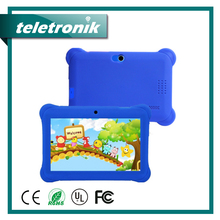 Hot Selling Dual Camera Tablet 7 Inch Quad Core Android 4.4 Kids Tablet Pc