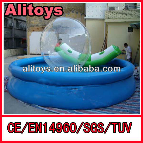 Air Weld inflatable spa pool made by strong PVC