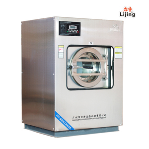 15kg CE approved dry cleaning shop using small washing machine