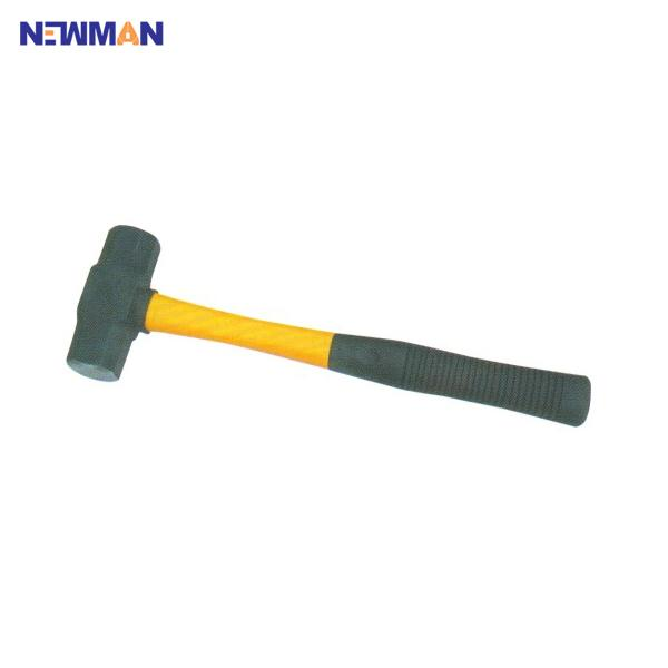 OEM 4 pounds blacksmith casting steel manual octagonal hammer
