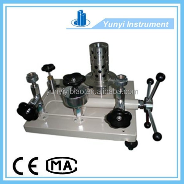 Dead Weight Tester Pressure Measuring Instrument/dwt Hot Sale ...