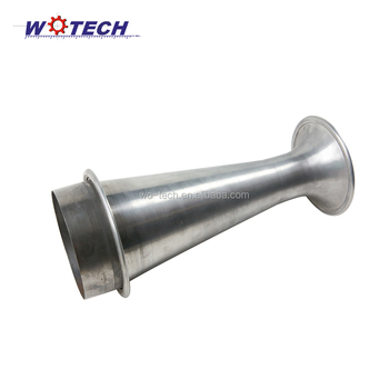 OEM metal funnel deep drawing auto parts