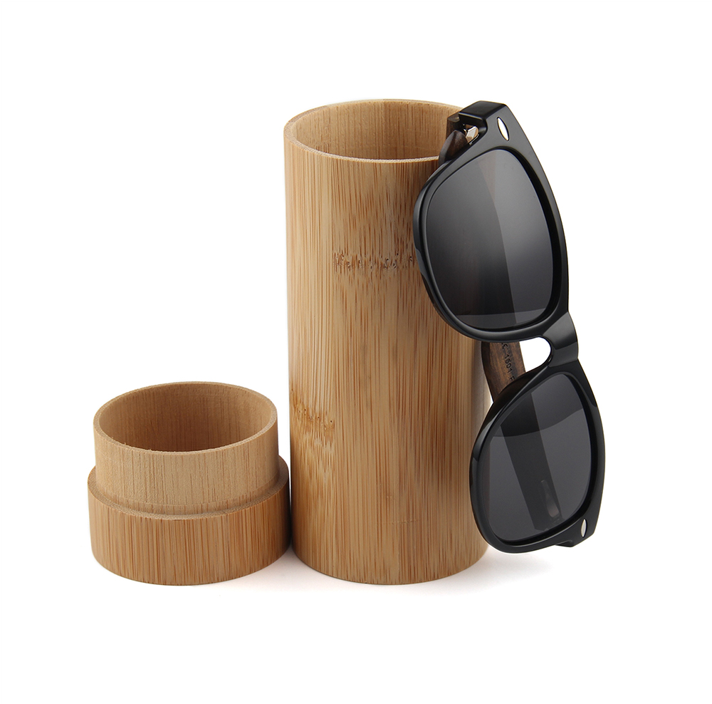 Eco-friendly fashionable plastic frame wooden sunglasses UV400, Custom colors