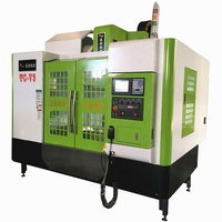 New Condition and Vertical Type 3 Axis CNC Machining Center