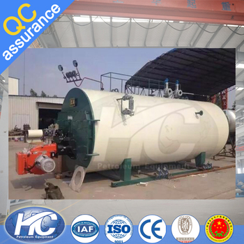High Capacity Diesel Fired Boiler / Steam Generator / Steam Produce ...
