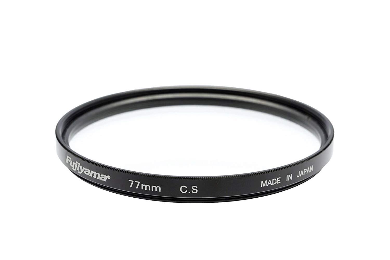 Fujiyama 77mm Cross Screen Filter Made in Japan for Fujifilm XF 16-55mm F2.8 R LM WR