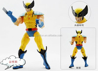 thunderman PVC action figure the avenger super heroes movable figures iron manmake custom action figures