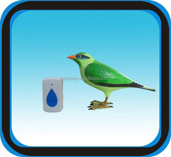 10pcs bird sounds funny for kids room mp3 wireless doorbell  sc 1 st  Alibaba & 10pcs Bird Sounds Funny For Kids Room Mp3 Wireless Doorbell - Buy ...