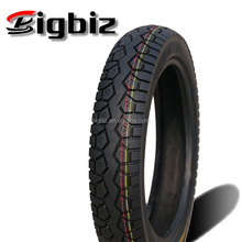 Natural rubber tire for motorcycle, butyl motorcycle tires 4.00-18.