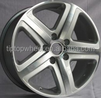 aluminium alloy wheel 5X112 fit for vw audi sport car rims good material alloy A356 from ISO factory