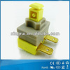 UL VDE ROhs approved top quality cleaner Push Button Switch