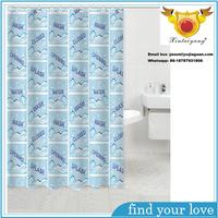 Wholesale Bathroom Shower Curtain Periodic Table