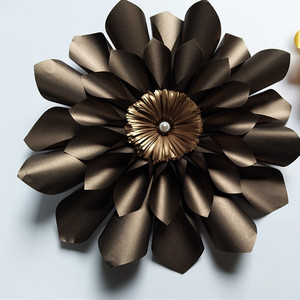 China Brown Paper Flowers Wholesale Alibaba