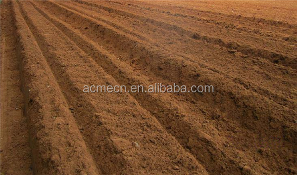 Agricultural machinery 2 rows cassava ridger planting ridger