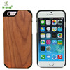 Engraving Wooden Case For iphone 6, Wooden 4 Corners PC Back Cover Case For iphone6