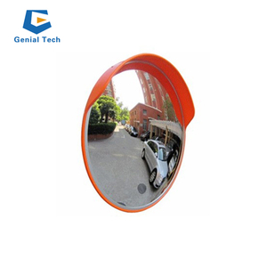 outdoor round traffic ampper 12 convex security mirror