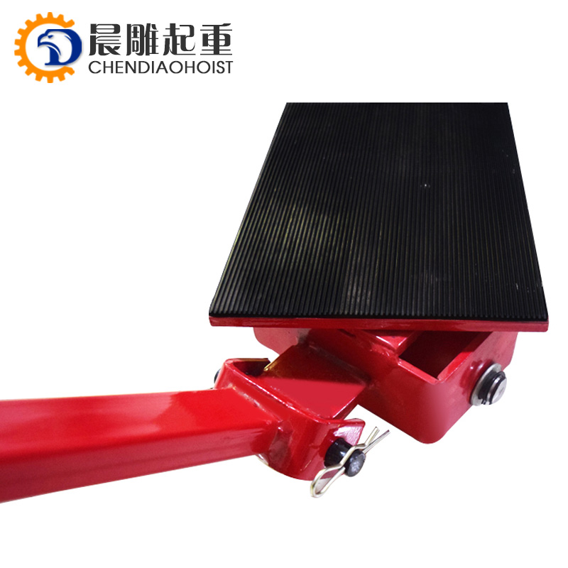 12ton 18 ton Platform Machines Mover Dolly Trolley