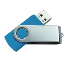 Swivel USB Flash Thumb Drive Memory Usb Stick U Disk 2.0 3.0 For Gift With Customize Logo