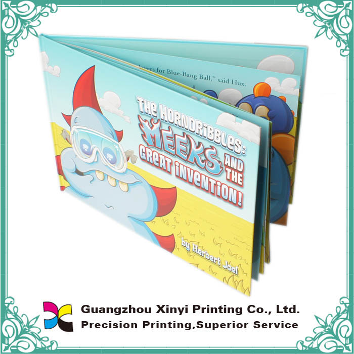 Hard Cover Full Color Book Printing, Hard Cover Full Color Book ...