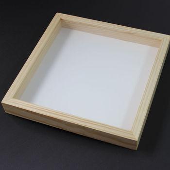 A4 Wood Material Shadow Box Frame 3d Art Diy Display Frame - Buy 3d Box  Photo Frames,Decorative Shadow Box Frame,Deep Box Frame Product on  Alibaba com