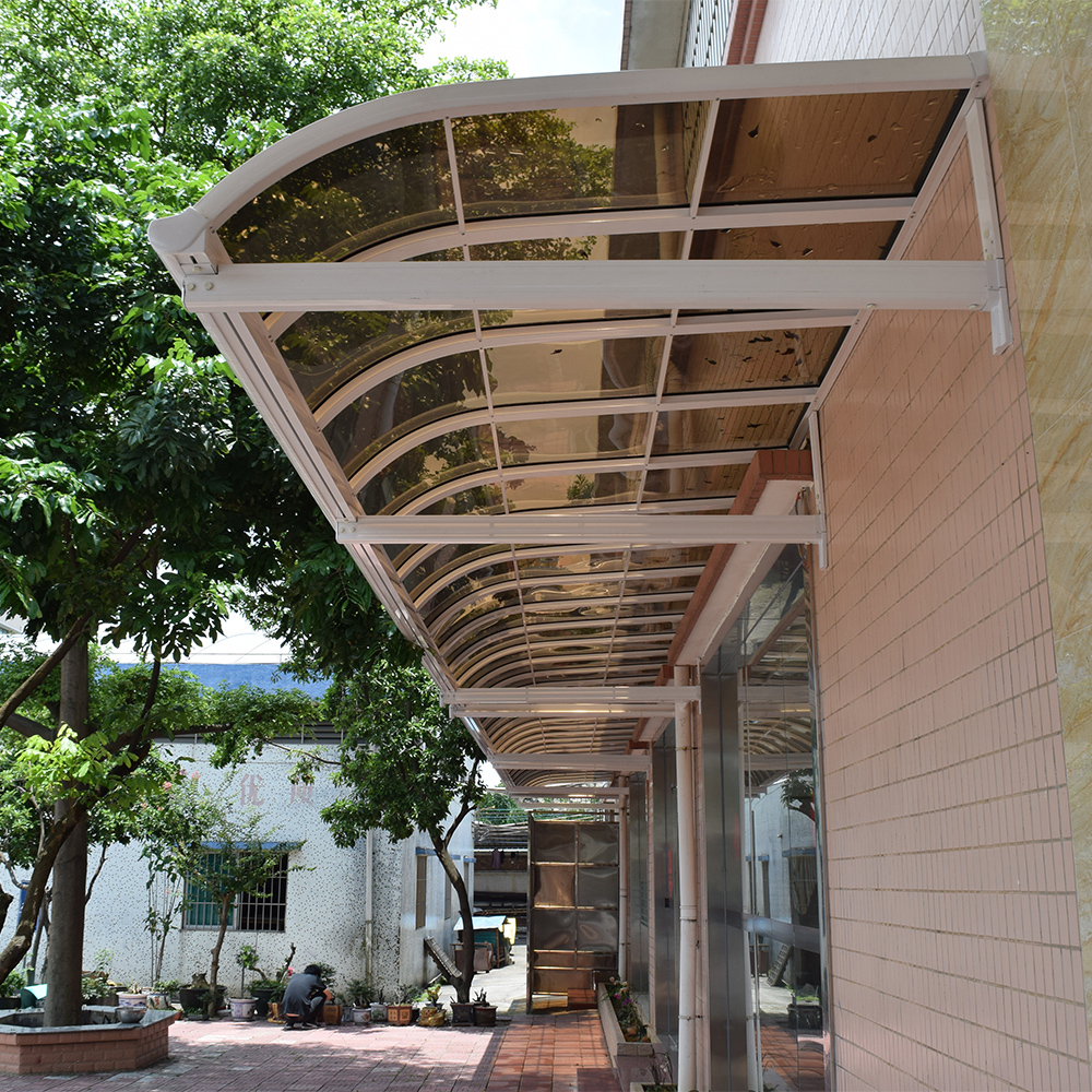 awning stainless steel material item
