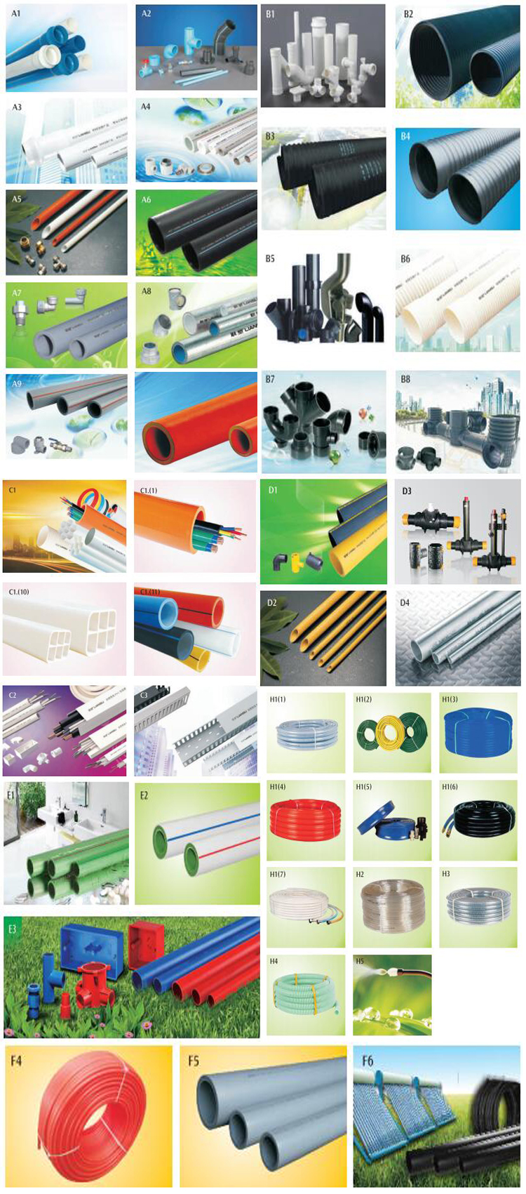 Lesso Pvc Electrical Flexible Pipe Corrugated Electric Conduitflexible Wire Conduit Product On Alibabacom Wiring Pipes