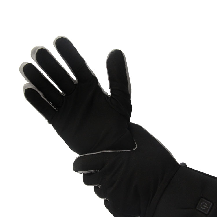 Electrical Insulation Nitrile Microwave Usb Heated Gloves With 3 Settings