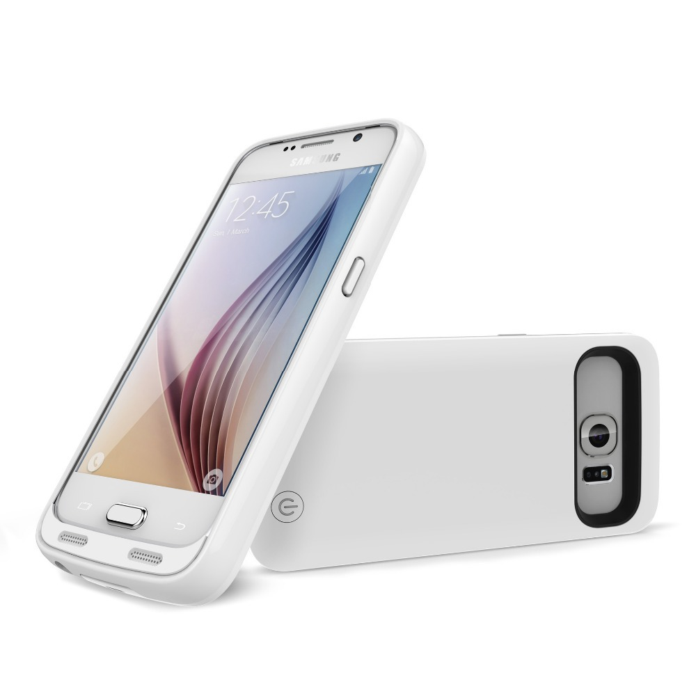 Cheap Battery Bank 3600mah Find Deals On Line Samsung Galaxy Note 2 Original Get Quotations External Backup Power Back Case For S6 Edge Wallet Pouch Bag
