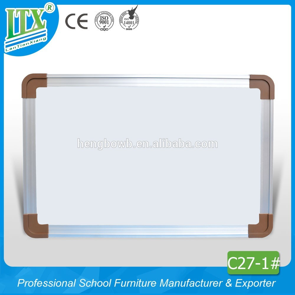 New product double sides magnetic writing chalk board
