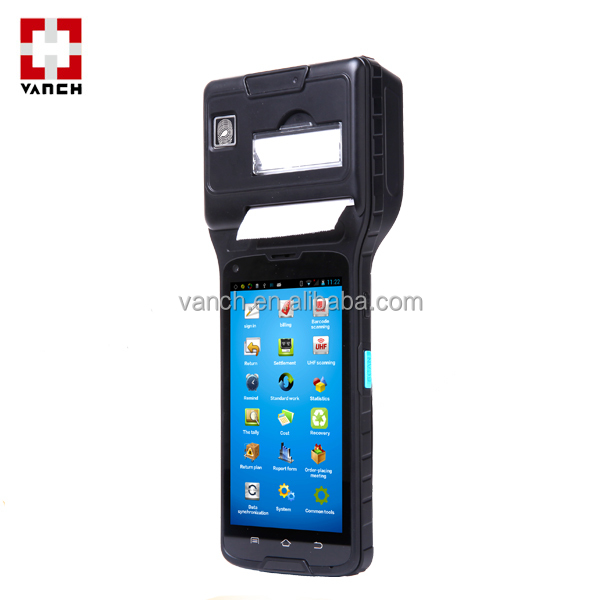 Android Portable Uhf Rfid Reader Wifi/4g/bluetooth/thermal Printer/nfc -  Buy Portable Rfid Reader,Android Uhf Rfid Reader,Android Nfc Thermal  Printer
