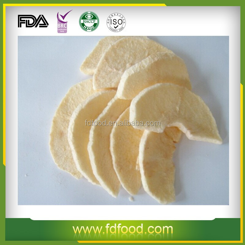 freeze dried organic fruits dried apple chips
