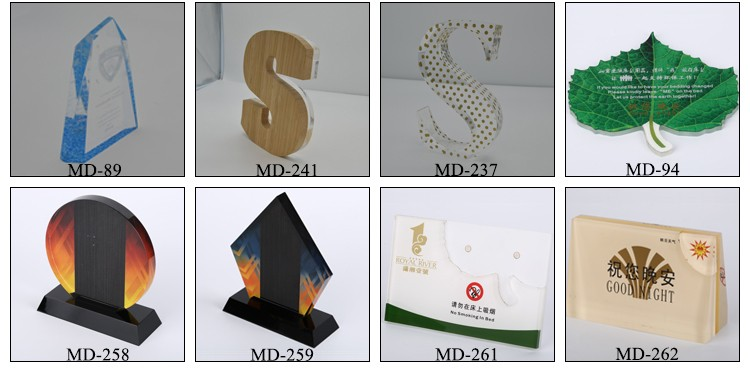 Wholesale shining fashionable 30mm clear acrylic letter signs